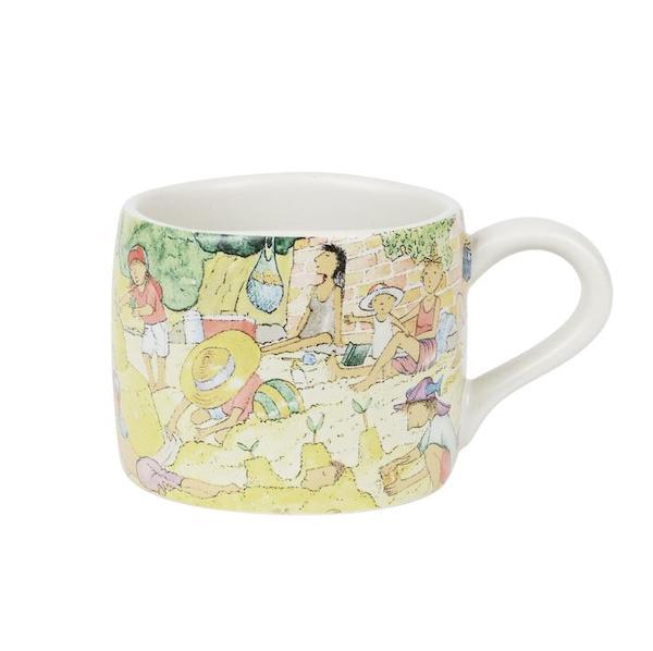 Robert Gordon Alison Lester Children's Mug Sand