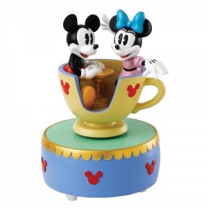 Disney Enchanting Mickey & Minnie Musical Teacup