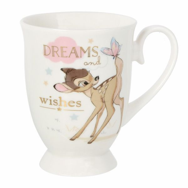 Disney Magical Beginnings Bambi Mug - Dreams & Wishes