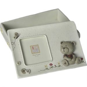 Baby Keepsake Box - Bear