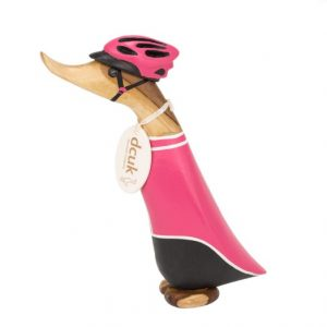 Cycling Duckling - Pink Jersey