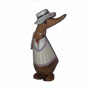 Cricketer Duckling