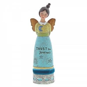 Kelly Rae Roberts Winged Inspiration Angel Trust The Journey