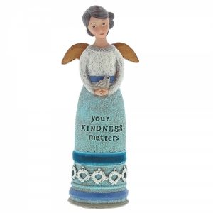 Kelly Rae Roberts Winged Inspiration Angel Your Kindness Matters