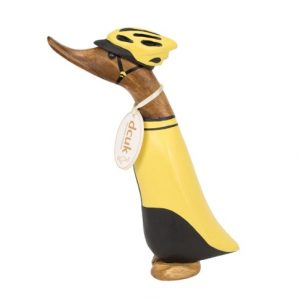 Cycling Duckling - Yellow Jersey
