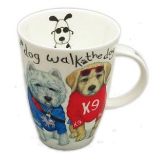 Roy Kirkham Animal Fashion Dog Mug