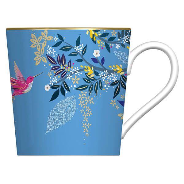 Sara Miller Chelsea Mug Light Blue
