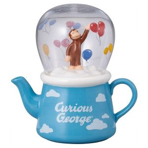 Curious George Tea For One Set
