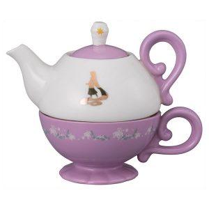 Rapunzel Tea For One Set