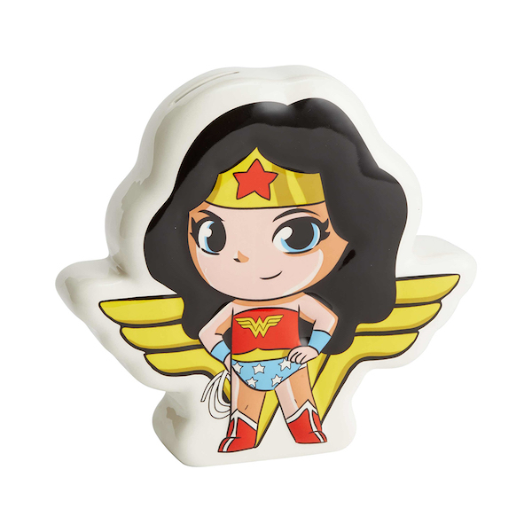 Dc Superfriends Money Bank Wonder Woman