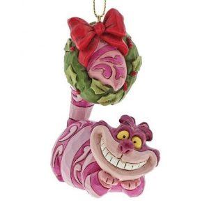 Jim Shore Cheshire Cat Hanging Ornament