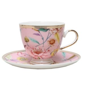 Christiana Chintz Primrose Cup and Saucer