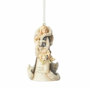 Foundations Christmas - Angel Hanging Ornament