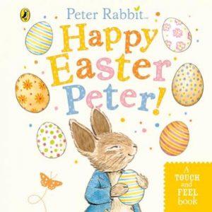 Peter Rabbit - Happy Easter Peter