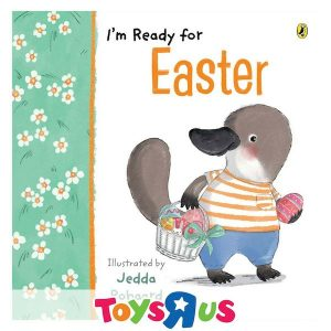 I'm Ready For Easter Book
