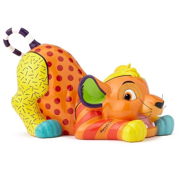 Disney Britto Simba Medium Figurine