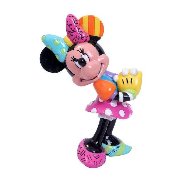 Disney Britto Minnie Mouse Mini Figurine