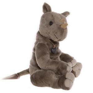 Charlie Bears Vinnie Plush Collection