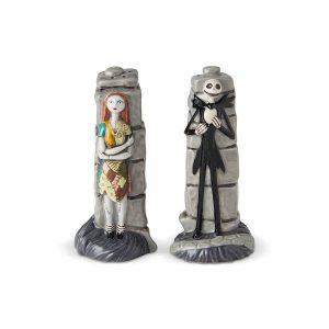 Salt And Pepper Shaker Set Jack And Sally