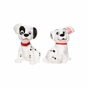 Salt And Pepper Shaker Set Patch And Lucky