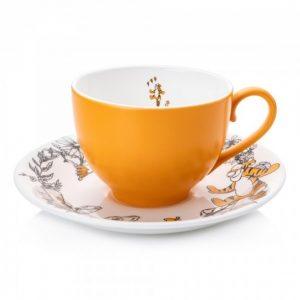 English Ladies Tigger Teacup and Saucer