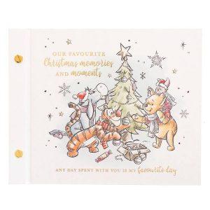 Disney Christmas Winnie The Pooh Photo Album