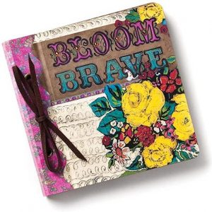 Demdaco Brave Girl Bloom Brave Photo Album