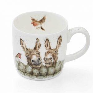 Wrendale Hee-Haw Donkey Mug