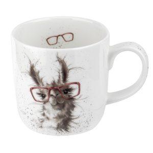 Wrendale No Problama Llama Mug