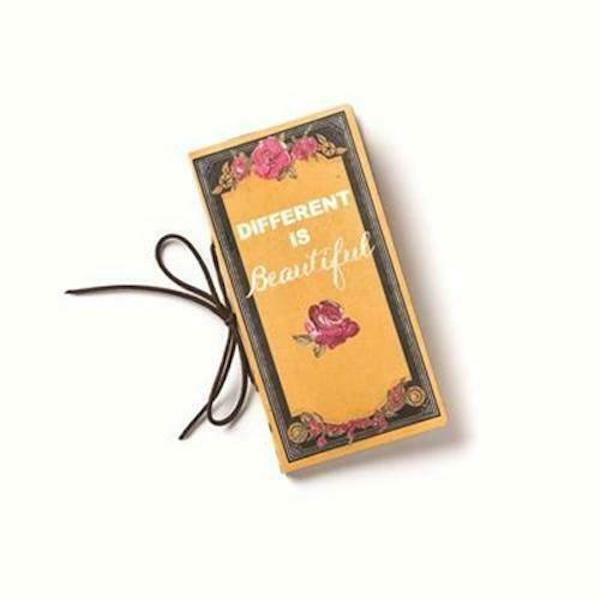 Demdaco Brave Girl Different Is Beautiful Journal
