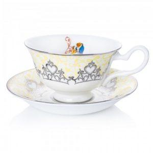 English Ladies Wedding TeawareBeauty And The Beast