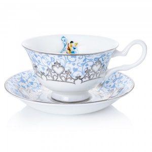 English Ladies Wedding TeawareCinderella