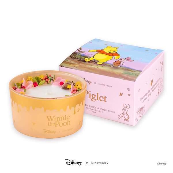 Disney X Short Story Candle - Piglet