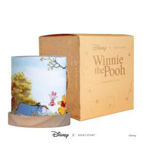 Disney X Short Story Votive Candle Holder – Pooh & Friends