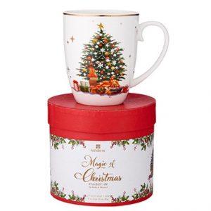 Ashdene Magic Of Christmas Tree Mug