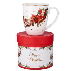 Ashdene Magic Of Christmas Sleigh Mug