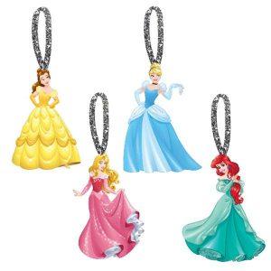 Disney Christmas Hanging Ornaments Princesses