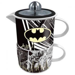 Batman Coffee for One Set Coffee Mug