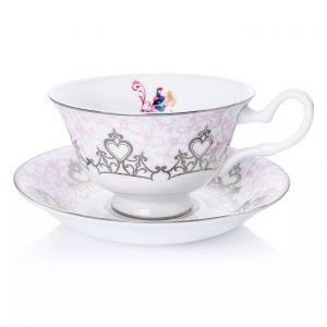 English Ladies Wedding Teaware Sleeping Beauty