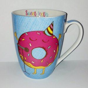 Sweet Tooth Mug - Donut