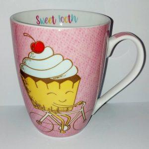 Sweet Tooth Mug - Muffin