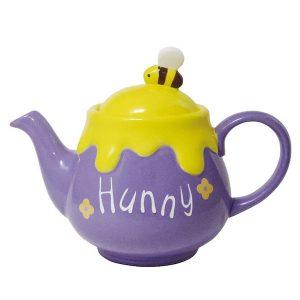 Pooh Honey Bee Teapot