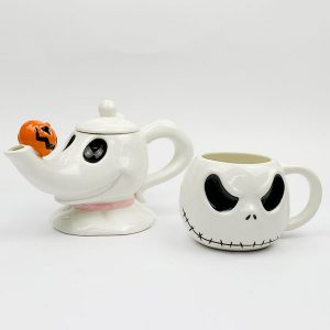 Nightmare Before Christmas Tea For One
